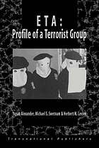 ETA : profile of a terrorist group