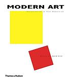 Modern art : Impressionism to Post-modernism