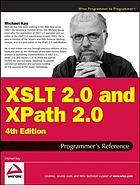 XSLT 2.0 and XPath 2.0 programmer's reference