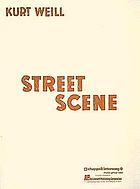 Street scene : an American opera (based on Elmer Rice's play)