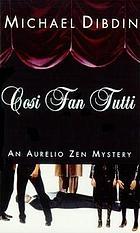 Così fan tutti : an Aurelio Zen mystery