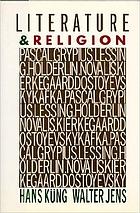 Literature & religion : Pascal, Gryphius, Lessing, Hölderlin, Novalis, Kierkegaard, Dostoyevsky, Kafka
