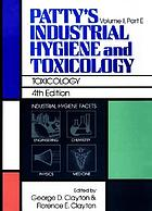 Industrial hygiene and toxicology