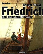 Caspar David Friedrich and romantic painting