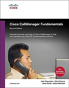 Cisco CallManager fundamentals