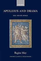 Apuleius and drama : the ass on stage