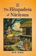 The Hitopadeśa of Nārāyaṇa