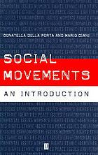 Social movements : an introduction