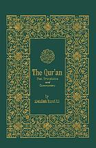 The Holy Qur'ān : text, translation and commentary