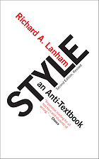 Style : an anti-textbook
