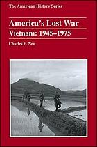 America's lost war : Vietnam, 1945-1975