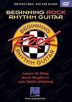 Beginning rock rhythm guitar learn to play rock rhythms!