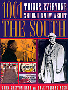 1001 things everyone should know about the South