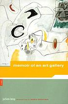 Memoir of an art gallery
