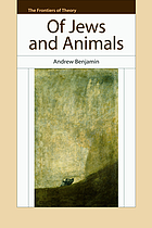 Of Jews and animals