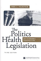 The politics of health legislation : an economic perspective