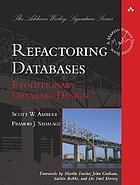 Refactoring databases : evolutionary database design