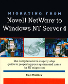 Migrating from Novell NetWare to Windows NT Server 4