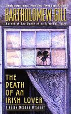 The death of an Irish lover : a Peter McGarr mystery