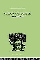 Colour and colour theories