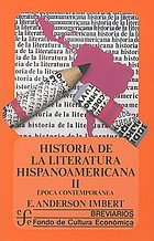 Spanish American literature, a history