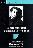 Screeno : stories & poems