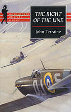 The right of the line : the Royal Air Force in the European war, 1939-1945