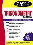Schaum's outline of theory and problems of trigonometry : with calculator-based solutions