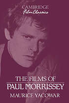 The films of Paul Morrissey