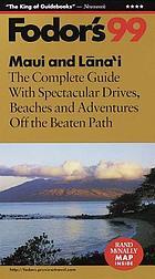 Fodor's99 Maui and Lanai