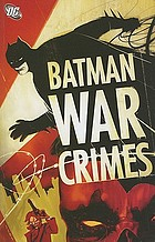 Batman : war crimes