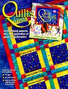 Quilts from the quiltmaker's gift : 20 traditional patterns for a new generation of generous quiltmakers