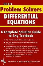 The differential equations problem solver