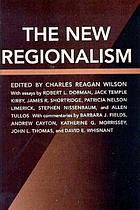 The new regionalism essays and commentaries