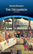The decameron : selected tales