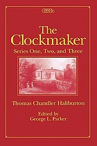 The clockmaker : series one, two and three