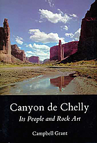 Canyon de Chelly, its people and rock art