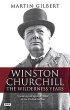 Winston Churchill, the wilderness years