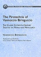 The Pirotechnia of Vannoccio Biringuccio