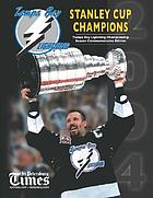 Tampa Bay Lightning : 2004 Stanley Cup champions