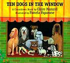 Ten dogs in the window : a countdown book