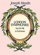 Complete London symphonies