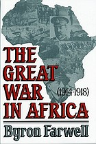 The Great War in Africa, 1914-1918