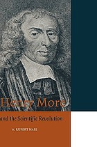 Henry More--magic, religion, and experiment