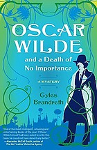 Oscar Wilde and a death of no importance