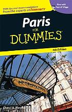 Paris For Dummies, 4th Edition