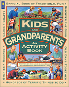 Kids and grandparents : an activity book