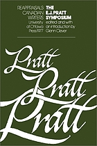 The E.J. Pratt Symposium