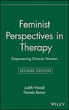 Feminist perspectives in therapy : empowering diverse women