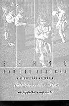 Shame and its sisters : a Silvan Tomkins reader